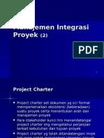 Manajemen Integrasi Proyek 2