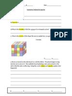 grade 4&5 math volume mini quiz pdf