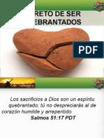 03 EL RETO DE SER QUEBRANTADOS.ppt