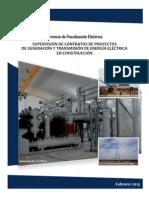 Proyectos Generación Transmisión Eléctrica