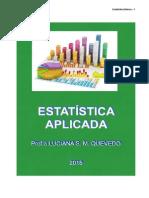 AP Estatistica Aplicada 2015 Versao 1 Parte 3