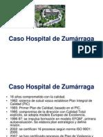 Caso Hospital de Zumarraga Resuelto