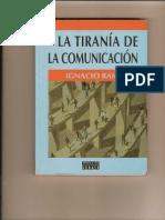 La Tirania de La Comunicación