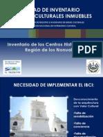 Inventario Región de Los Nonualcos