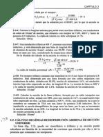 Cálculo de Líneas Eléctricas