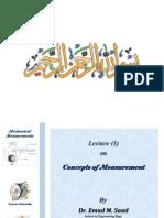 1-Concepts of Measurement - 1