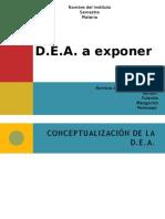 Presentación Guía, Talleres D.E.a.