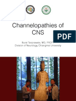 Channelopathy of CNS