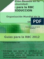 1. Introducciòn_guías Para La Rbc_2012