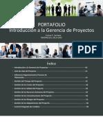Portafolio Intro. Gerencia de Proyecto by Paul Santana