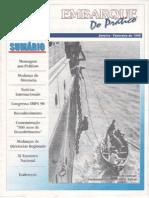 Revista Rumos nº 01 (Capa)