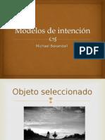Modelos de Intención, un ejemplo