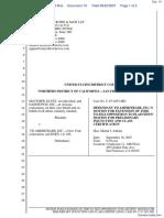 Elvey v. TD Ameritrade, Inc. - Document No. 19