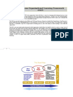 United Nations Organisational Learning Framework