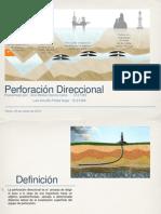 exposicion perforacion direccional
