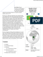 Zaire - Wikipedia, The Free Encyclopedia