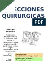 Infecciones Quirurgicas
