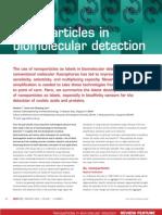 2006-Nanoparticles in Bio Molecular Detection