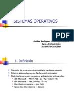 01 Sistemas Operativos Actuales
