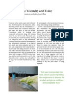 fermentation article