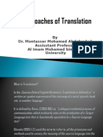 Approaches of Translation.ppt