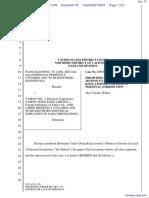 Xiaoning et al v. Yahoo! Inc, et al - Document No. 75