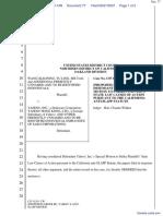 Xiaoning et al v. Yahoo! Inc, et al - Document No. 77