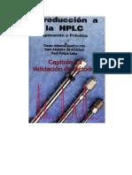 Validación de Métodos HPLC