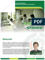 PERFILACION CRIMINAL
