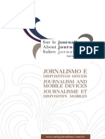 Sobre Jornalismo