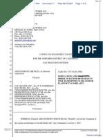 Asis Internet Services v. Valueclick Inc. - Document No. 11