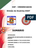 Workshop Credenciados 11-06-13