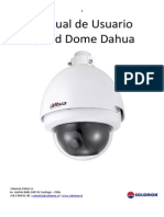 Manual Usuario Speed Dome Dahua