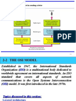 OSI and TCP