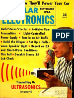 Popular Electronics, Volume 21, Number 3 - September 1964