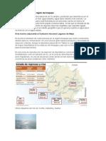 Estuarios en La Región de Arequipa