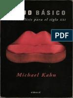 Kahn, Michael - Freud Básico