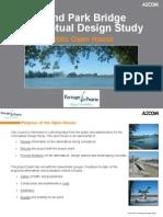 Island Park Bridge Open House Boards