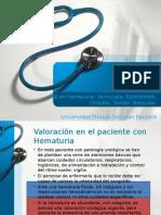 PAE en Hematuria, Varicoceles, Epididimitis, Orquitis, Tension Testicular [Autoguardado]