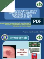 Fixed Drug Eruption Fix 2
