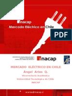PresentaciOn Mercadoelectrico Angel Arias INACAP Ingeniero