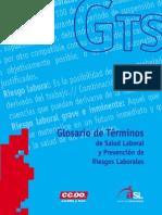 Pub4627 Glosario de Terminos de Salud Laboral y Prevencion de Riesgos Laborales (1)