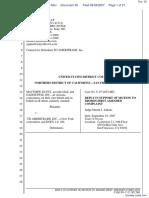 Elvey v. TD Ameritrade, Inc. - Document No. 30