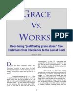 Grace Vs Works?