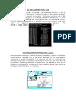 Sistema Operativo Ms