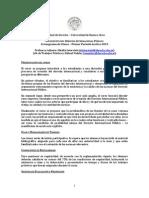 Fuentes Del DI - Programa - 1C 2015