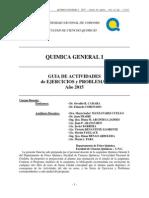QG I - Guía de Ejercitación 2015