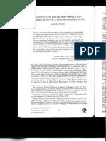 Faith and Philosophy 26.4 p440-461