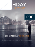 NYTD 2015 Info Package