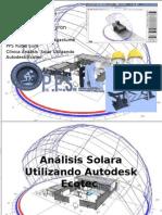 Análisis Solar